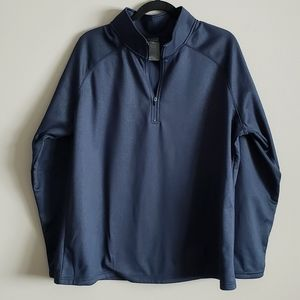 Athletic Works Dri-More Navy pullover XXL (19-21)
